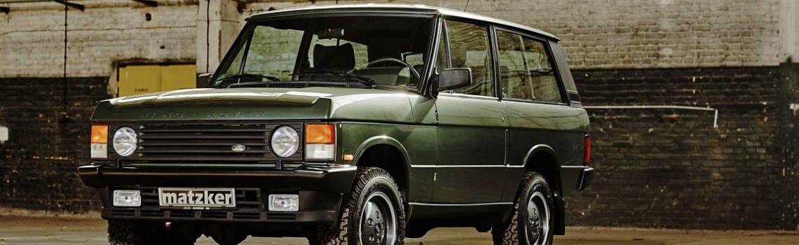 für Range Rover Classic