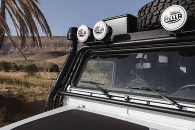 MDX das Off Road Wohnmobil