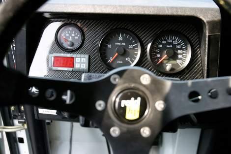 Zusatzinstrument Öldruckanzeige – Defender