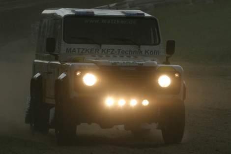 LM-Stoßfänger mit Fern- und Nebelscheinwerfern – Defender