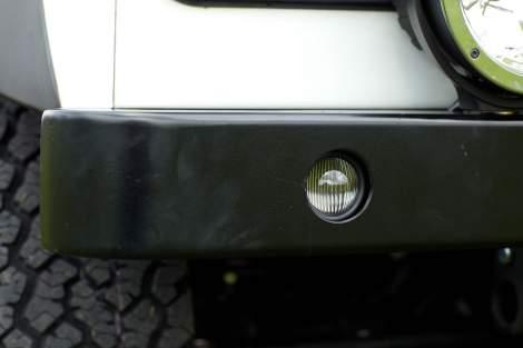 Integrierte Hella-Nebelleuchten, 40 mm – Defender