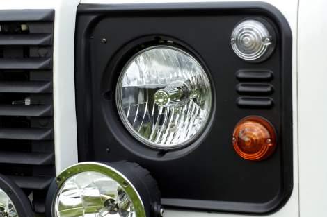 SVX-Klarglas-Scheinwerfer – Defender