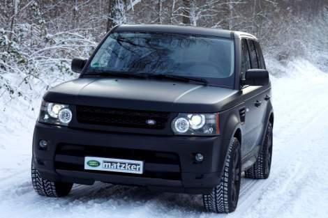 Leistungssteigerung TR6 – Range Rover Sport SDV6 (bis MJ 2012)