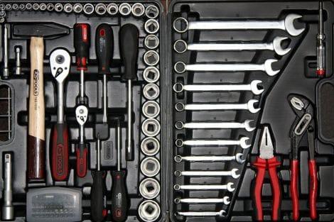 Universal-Werkzeugsatz KS-Tools