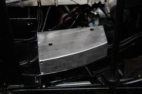Kraftstoffkühler-Schutzgehäuse – Defender TD4
