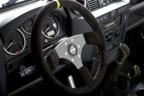 Interieur-Set Rallye