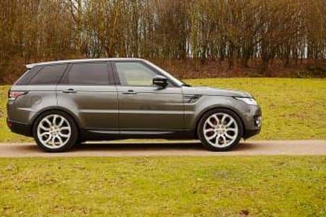 Range Rover Sport: Leistungssteigerung