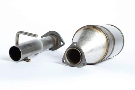 Dieselpartikelfilter – Defender Td5