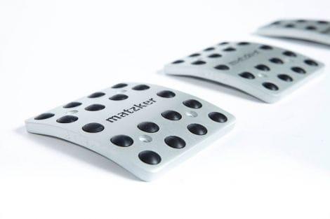Leichtmetall-Pedalsatz – Defender