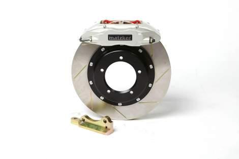 Hochleistungs-Bremsanlage, Vorderachse – Defender