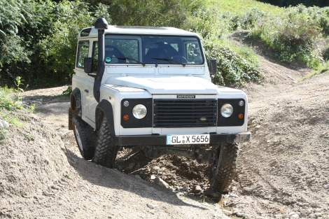 Suspension Kit Komfort/Offroad – Defender 90