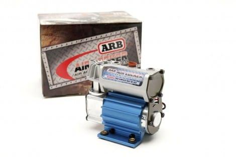Kompressor für manuelle 100-%-Sperre – Defender
