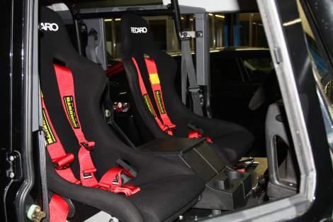 Recaro-Motorsport-Schalensitz – Defender