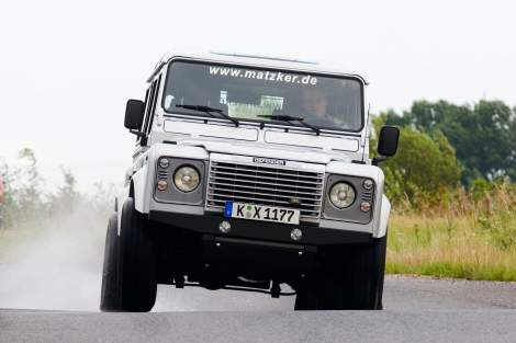 Speed Unlimiter – Defender
