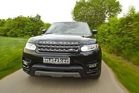 Speed Unlimiter – Range Rover Sport