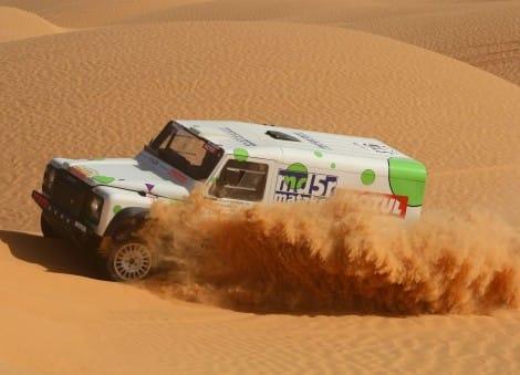 Rallye-Lenkrad – Defender