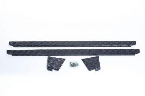 Schutzbleche Schweller und hintere Seitenwand – Defender
