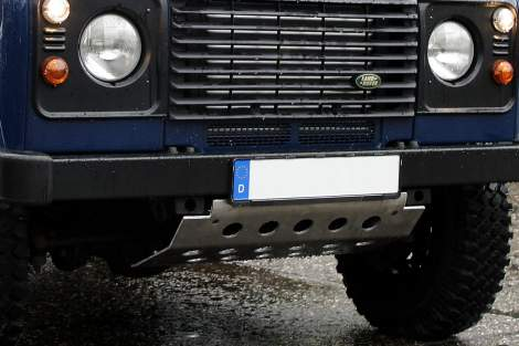 Zerlegbarer LM-Unterfahrschutz – Defender