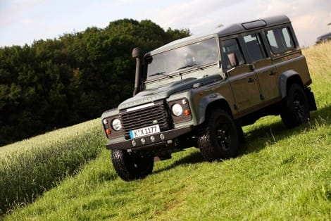 Suspension Kit – Defender 110