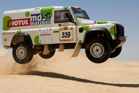 Rallye-Antriebswellen mit Gleichlaufgelenk, Vorderachse – Defender ab 2007