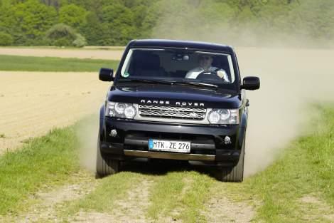All-Terrain-Radsatz, 19 Zoll – Range Rover Sport (bis MJ 2012)
