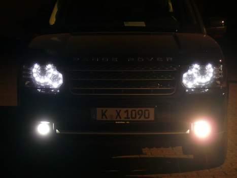 LED-Nebelleuchten – Discovery 4 (bis MJ 2013)