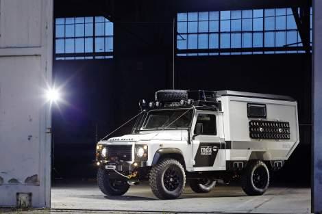 Land Rover Defender 110 2.2 TD4 mdx - Das Expeditionsmobil