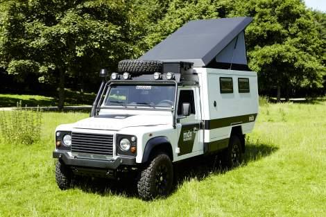 Land Rover Defender 130 2.2 TD4 mdx - Das Expeditionsmobil