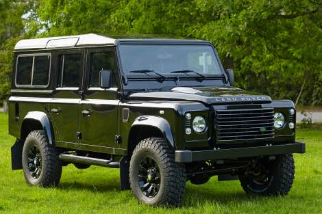 Black Series Package – Defender