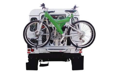 Fahrradträger Reserverad – Defender