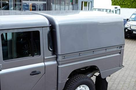 GFK-Hard Top – Defender 130