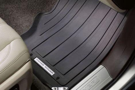 Gummi-Fußmatten, Satz – Range Rover Sport