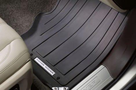 Gummi-Fußmatten, Satz – Range Rover