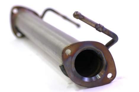Schalldämpfer-Ersatzrohr