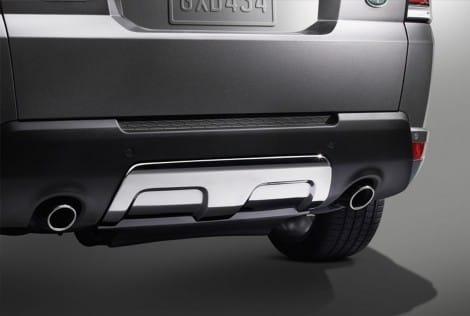 Edelstahl-Heckschutz - Range Rover Sport (ab MJ 2013)