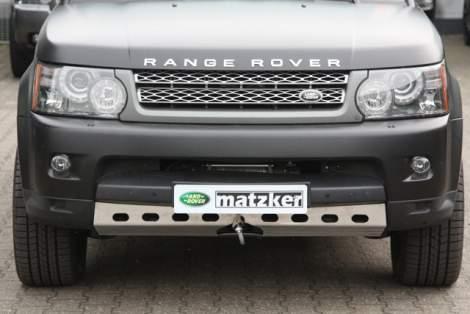 Integrierte Seilwinde 5.400 kg – Range Rover Sport (bis MJ 2012)