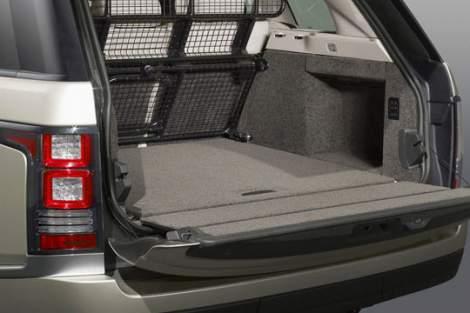 Laderaumabtrennung – Range Rover