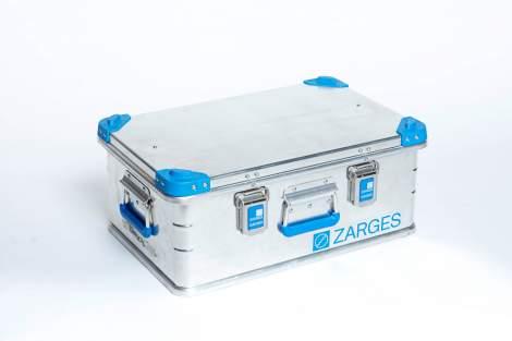 Aluminium-Staubox