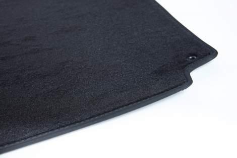 Premium-Teppichmatten – Defender vorne und hinten