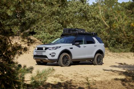 Suspension Kit Höherlegung – Discovery Sport