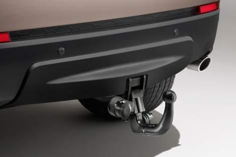 Abnehmbare Anhängerkupplung – Discovery Sport