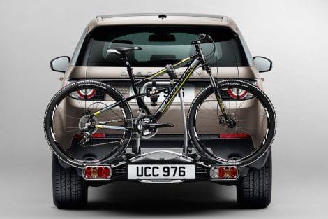 Fahrrad-Heckträger für drei Fahrräder – Discovery Sport