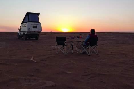Ein Reisebericht: Mit dem Matzker mdx durch Marokko