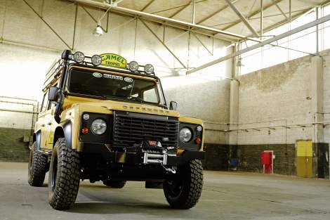 Matzker Defender 110 Trophy
