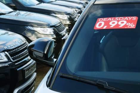 Dealsdays - Land Rover Gebrauchtwagentage