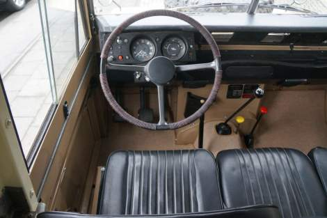 Land Rover 88 Serie III 2.25 Hard Top