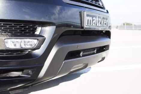 Carbon-Frontdiffusor – Range Rover Sport