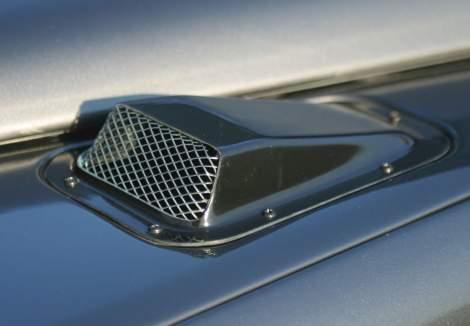 Air Duct (Beifahrerseite) – Defender