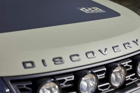 dc8 Dekor Motorhaube – Discovery 5