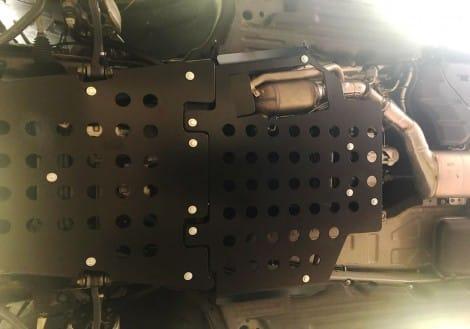 Unterfahrschutz-System – Discovery 5